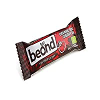 有機サワーチェリーバー35グラムBeond (Pulsin) (x 6) - Beond Organic Sour Cherry Bar 35g (Pack of 6)
