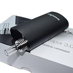 【最新加熱式タバコ】WEECKE C-VAPOR3 市販のタバコ葉を加熱式で使える ヴェポライザー タバコ代1/5に 【ウィーキー シーベイパー3】