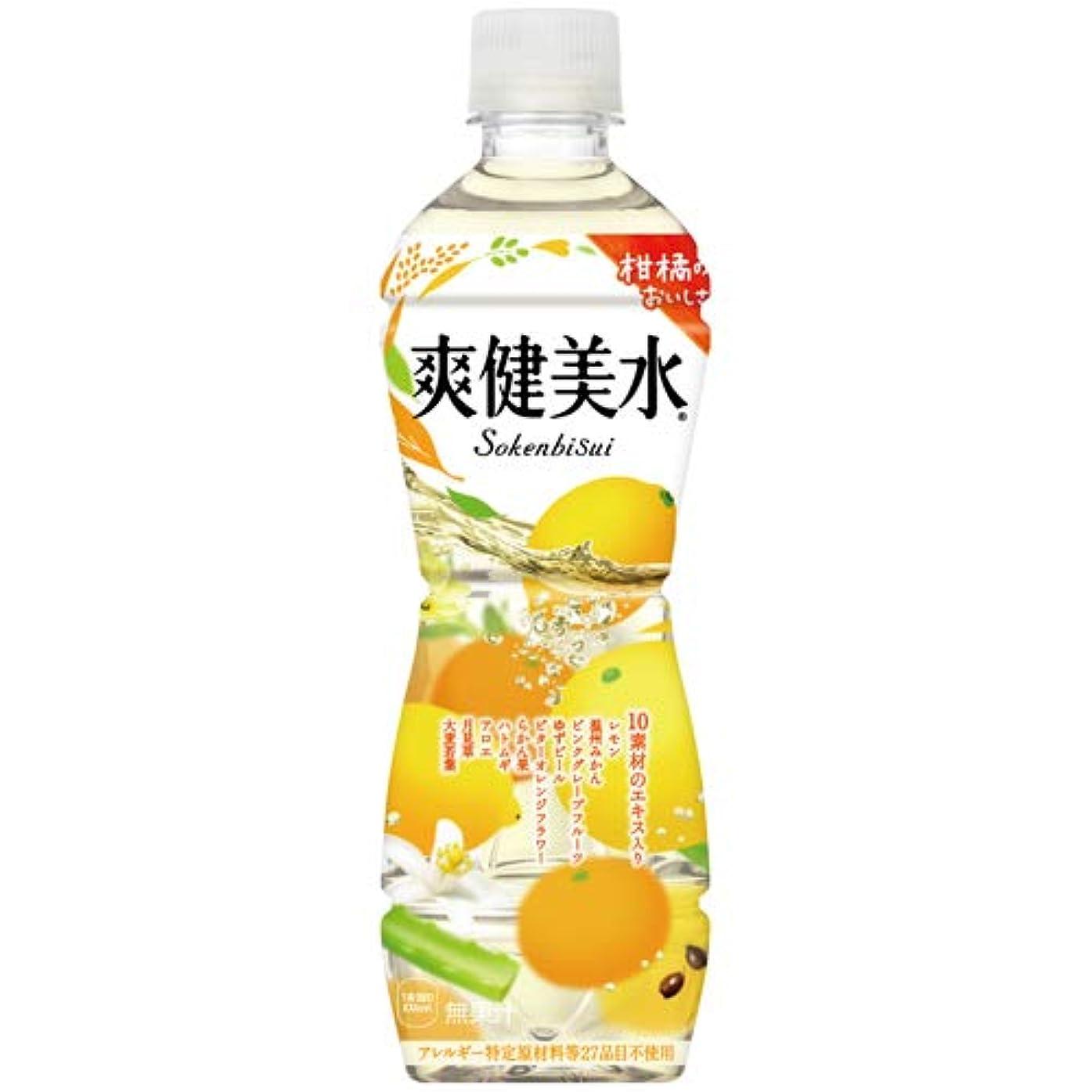 優先権港事爽健美水 500mlPET×24本 Coca Cola