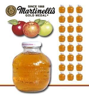 RoomClip商品情報 - Martinelli's マーティネリ 100% ピュア アップルジュース りんごジュース 296mlx24本