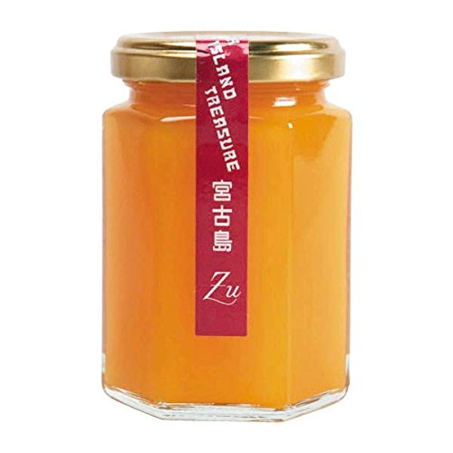 マンゴージャム 150g×5瓶 南国食楽Zu 宮古島の太陽を浴びたマンゴーを使用し、果実本来の甘みと風味をぎゅぎゅっと濃縮したコンフィチュール デザートソースにもどうぞ