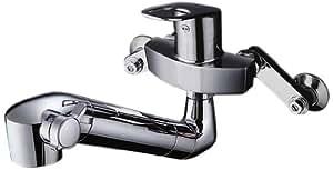TOTO キッチン用水栓 壁付き 浄水器内蔵形 キッチンシャワー TKGG37E