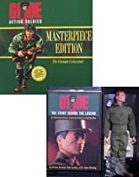 Gi Joe Action Soldier Masterpiece Edition Delux Book and Reproduction 1964 Gi Joe Vol 1 red hair by chronicle books [並行輸入品]