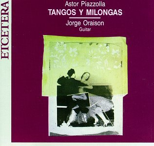 Tangos & Milongas for Guitar