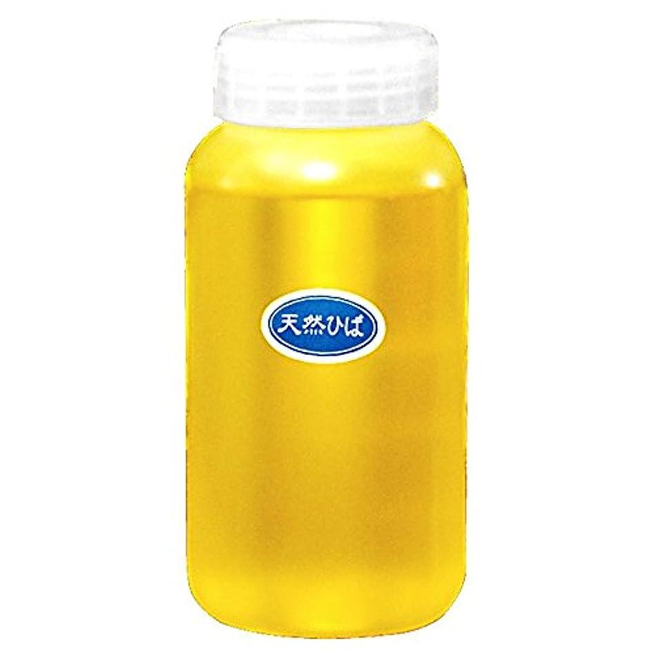 黄ばむベット養う青森県産 精油 天然ひば油 500ml