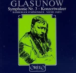 Symphony 3 / Concert Waltz 2