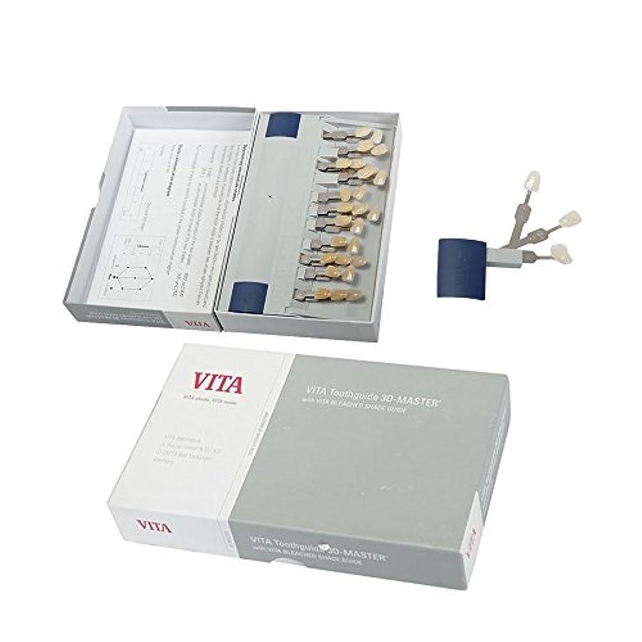 本物の焼く増幅するVITA3Dシェードガイド 29色 3D 歯列模型ボード Teeth Whitening