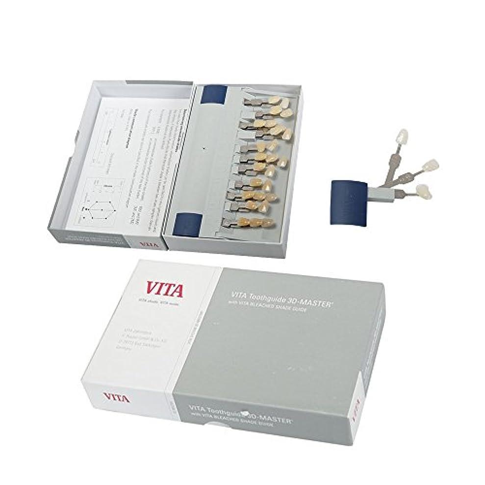 アラーム苦難バレーボールVITA3Dシェードガイド 29色 3D 歯列模型ボード Teeth Whitening