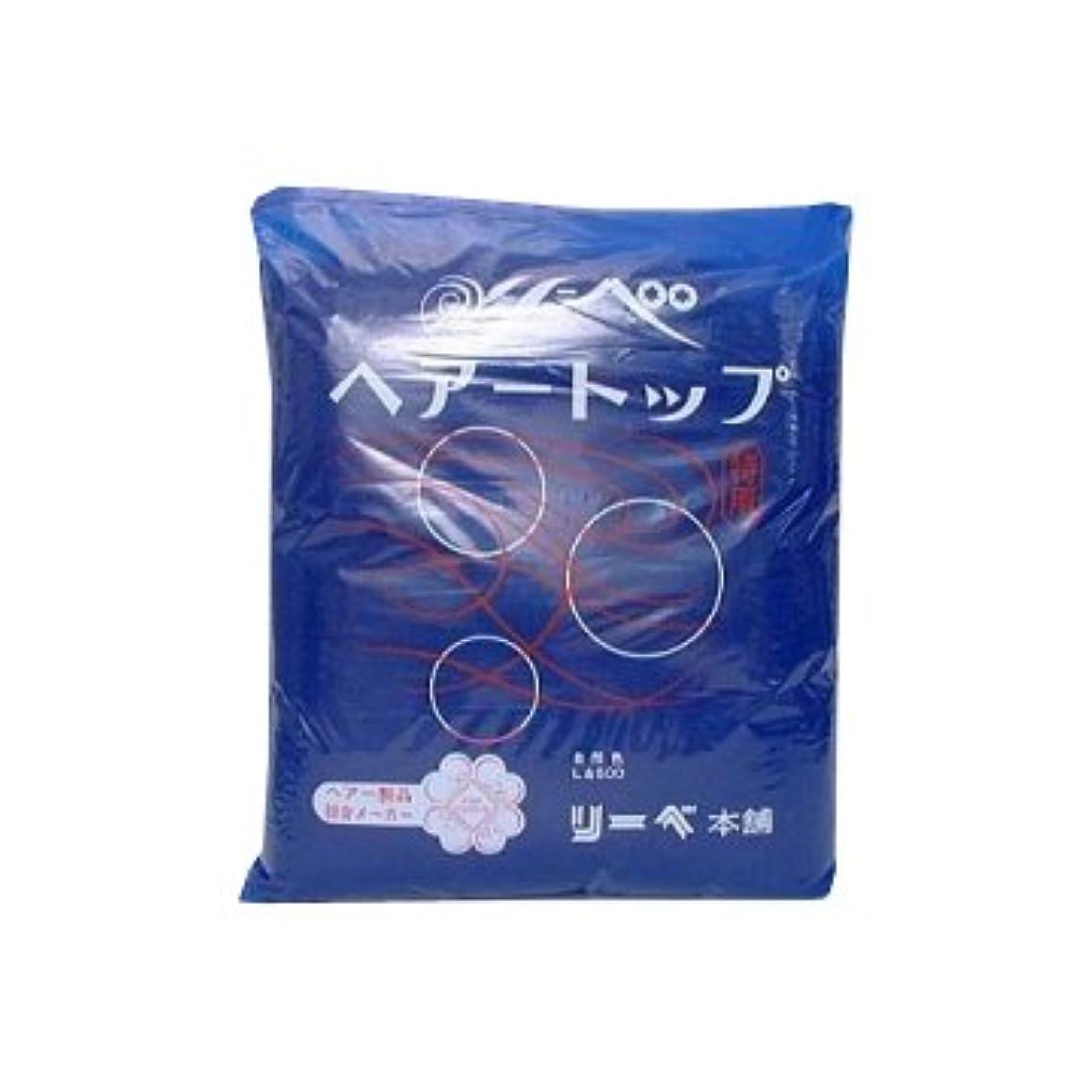 テニス涙村リーベ ヘアトップL袋 2自然色 500g