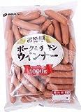 《冷蔵》 伊藤ハム お徳用 ポーク&チキンウインナー 1000g