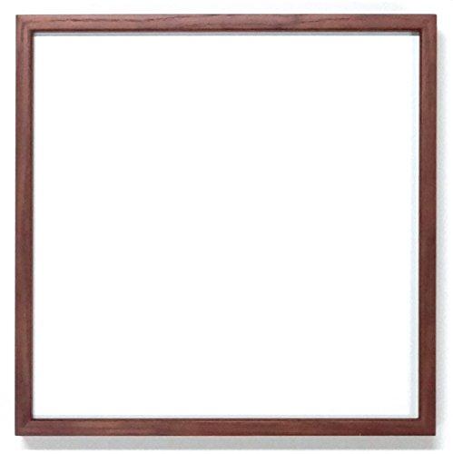 RoomClip商品情報 - 同志舎 正方形額縁 30角(300×300mm) L型 アクリル仕様 (オーク)