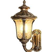 KY LEE 照明 LED 玄関照明 外灯 LED 激安ウォールライト・ガーデンライト ポーチライト シャンデリア球形 ポーチライト ランプ 門灯 壁掛け照明 外灯 照明 ポーチライトLED 節電対応