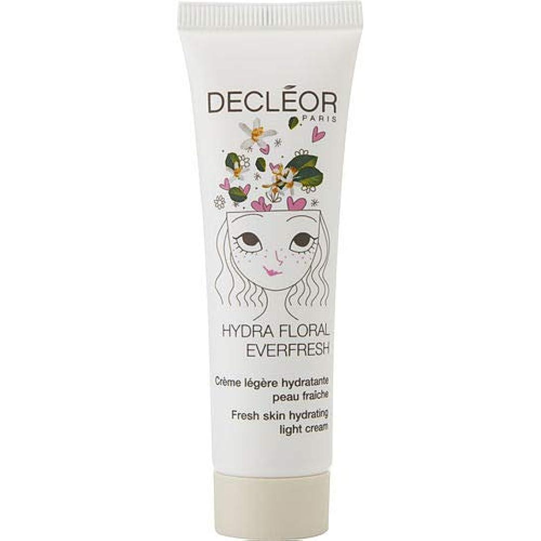 浪費船変装デクレオール Hydra Floral Everfresh Fresh Skin Hydrating Light Cream - For Dehydrated Skin 30ml/1oz並行輸入品