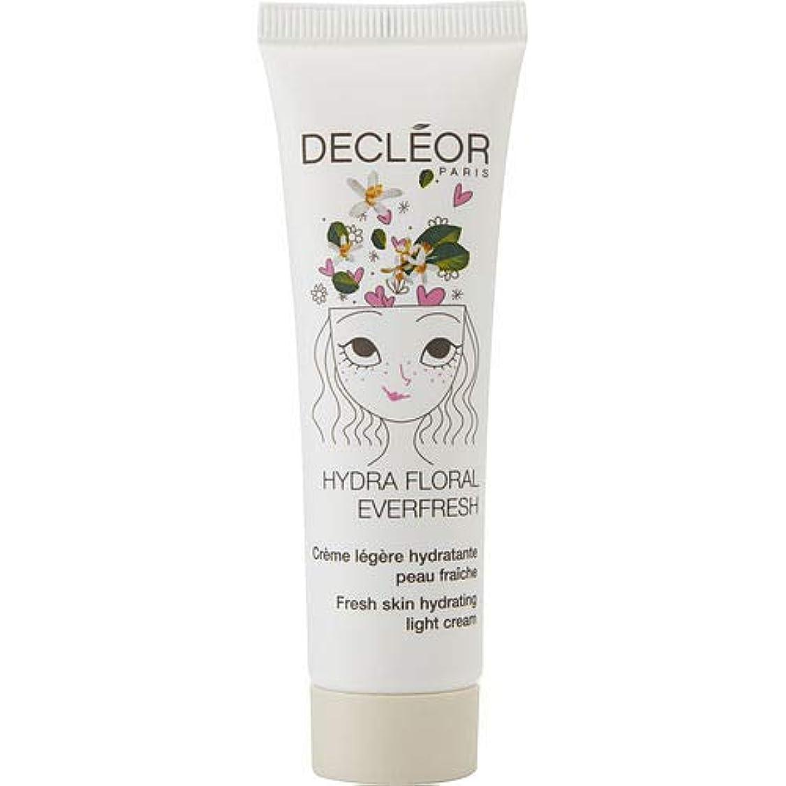 反対に快適理容師デクレオール Hydra Floral Everfresh Fresh Skin Hydrating Light Cream - For Dehydrated Skin 30ml/1oz並行輸入品