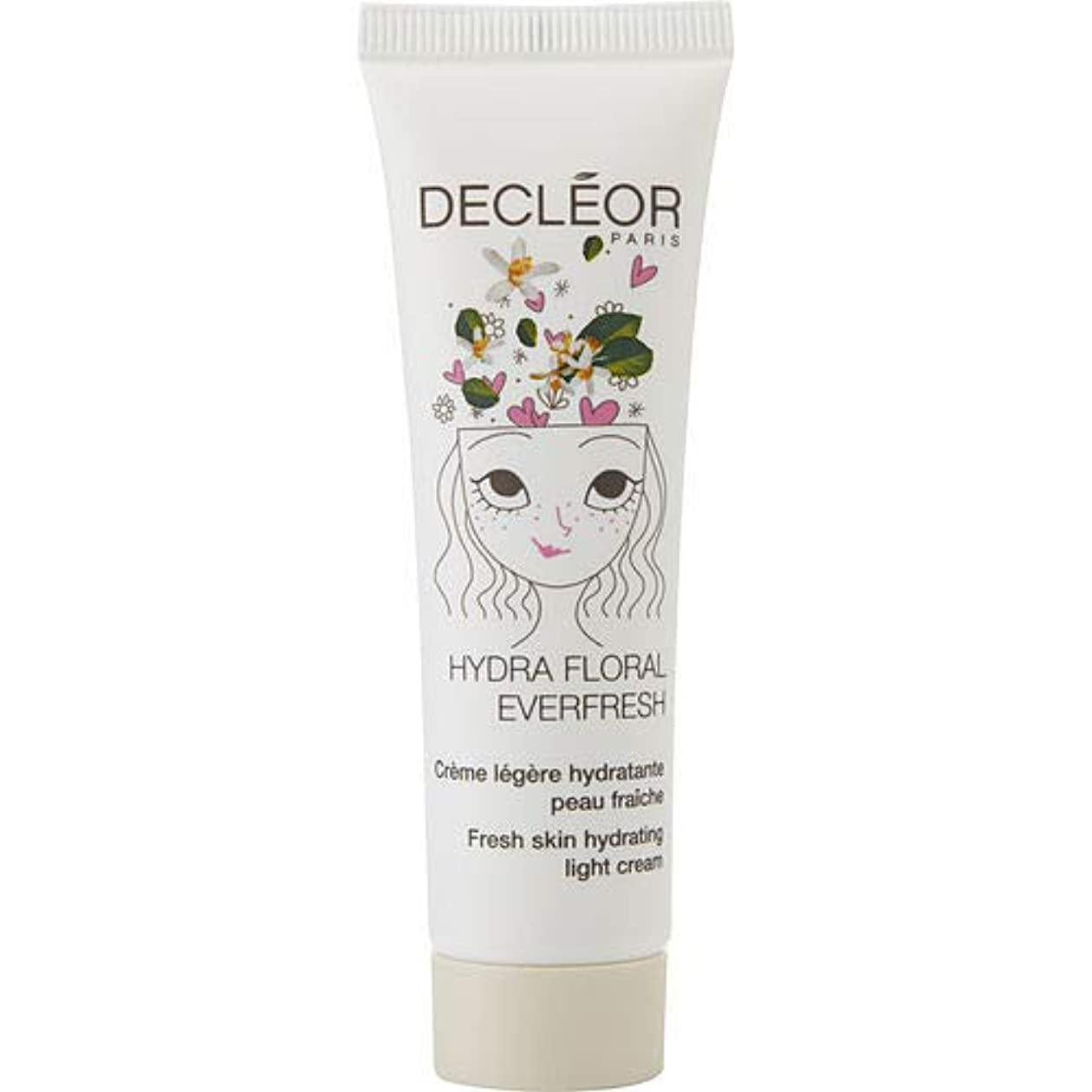 ナット職人神のデクレオール Hydra Floral Everfresh Fresh Skin Hydrating Light Cream - For Dehydrated Skin 30ml/1oz並行輸入品