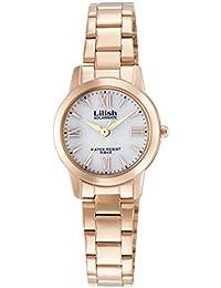 [シチズン]CITIZEN リリッシュ ソーラー レディース 腕時計 H997 (ピンクゴールド)