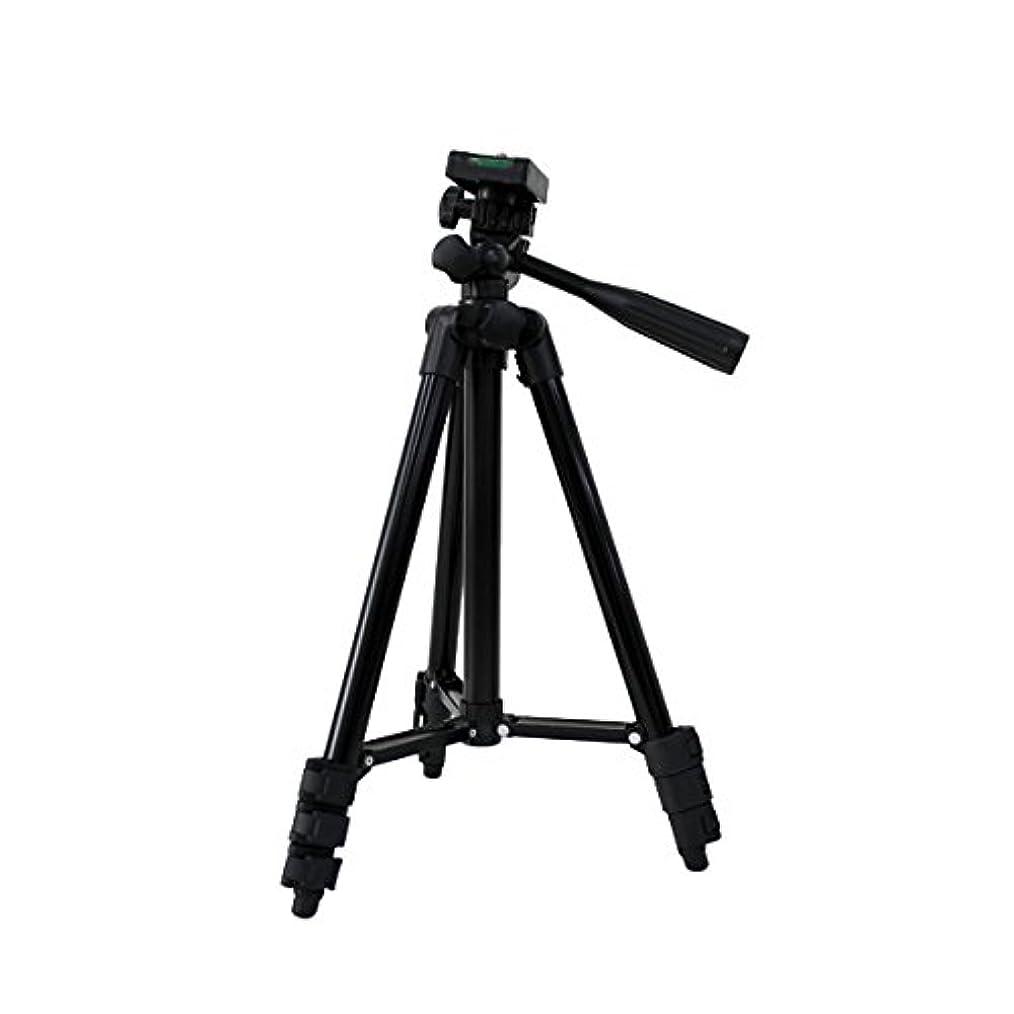 ステレオ空気申し立てWEIMALL カメラ 三脚 一眼レフ用 4段伸縮