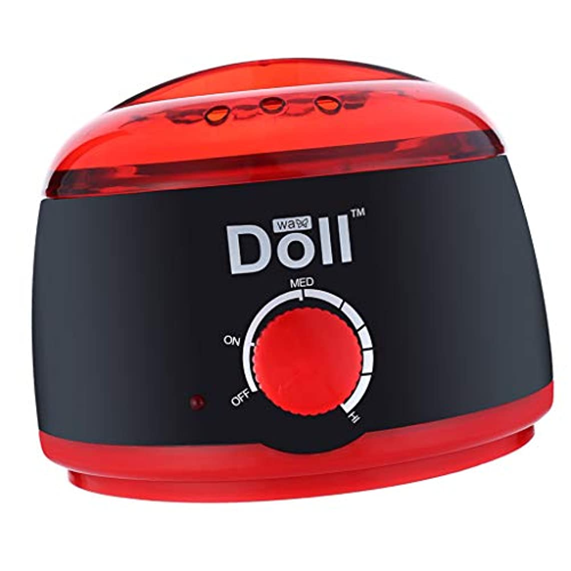 dailymall 電気脱毛機ハードホットワックス暖房ヒーター溶融鍋私たちのプラグ