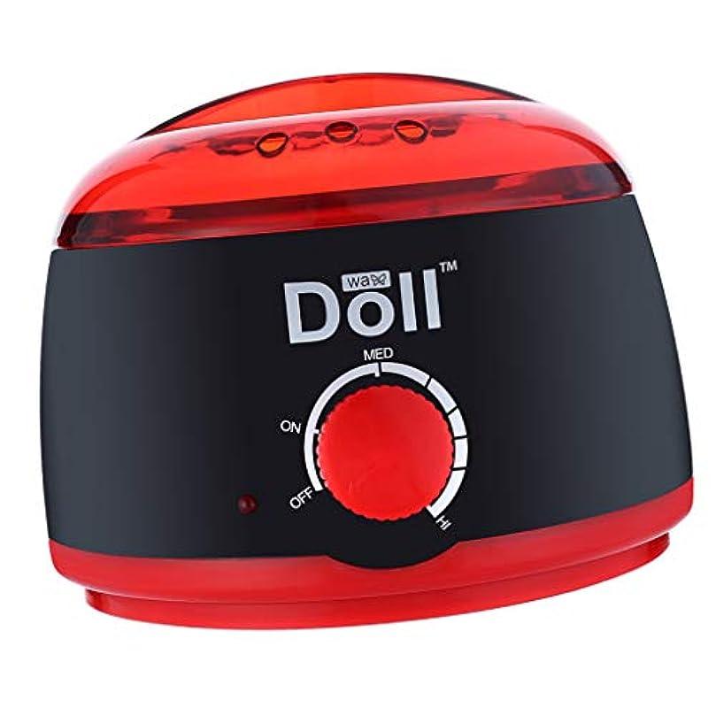 り絶対の重要なdailymall 電気脱毛機ハードホットワックス暖房ヒーター溶融鍋私たちのプラグ