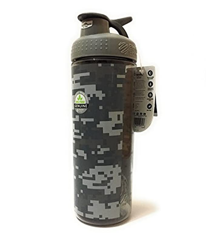 意識的の間で製品BlenderBottle 28-oz Sportmixer Sleek Digi Camo