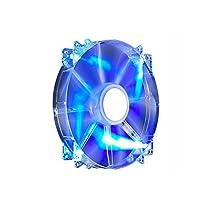 Cooler Master MegaFlow 200 Blue LED, Silent Fan MegaFlowシリーズ(20cmファン) FN742 R4-LUS-07AB-GP
