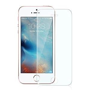 Anker iPhoneSE/iPhone5S/iPhone5C/iPhone5用 強化ガラス液晶保護フィルム