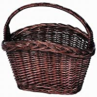 スモーク煮柳バスケット 28cm 43-22