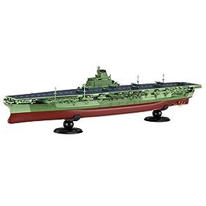 フジミ模型 1/700 艦NEXTシリーズ №8 日本海軍航空母艦 信濃 色分け済み プラモデル 艦NX-8