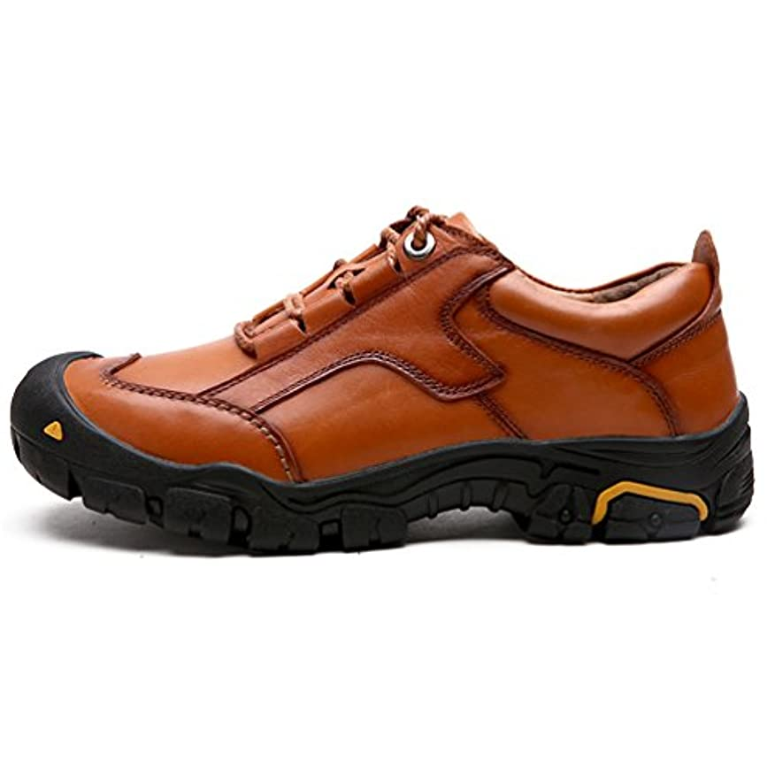 メモアマチュアアナログ[シェリーラヴ] トレッキングシューズ 登山靴 メンズ 軽量 防水 カジュアル  スポーツ 透湿防水 紳士靴 靴 シューズ ハイキング用品
