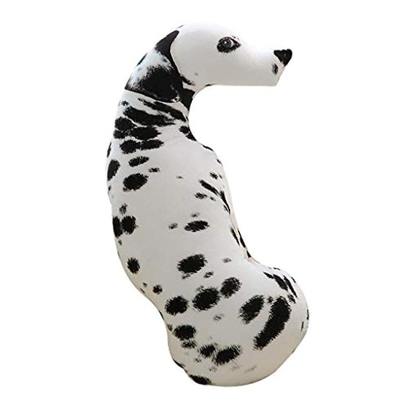 ずっと保持する公LIFE 装飾クッションソファおかしい 3D 犬印刷スロー枕創造クッションかわいいぬいぐるみギフト家の装飾 coussin decoratif クッション 椅子