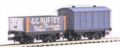 Nゲージ車両 スクラフィー貨車セット 93803