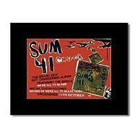 SUM 41 - Chuck Mini Poster - 21x13.5cm