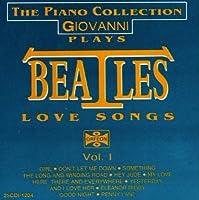 Plays Beatles Love Songs I