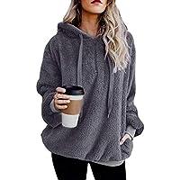 JTANIB Womens Sweater Off Shoulder Long Sleeve Pullover Oversized Knit Jumper Top