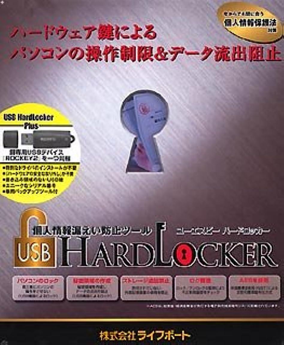 静けさキャスト開梱USB HardLocker Plus