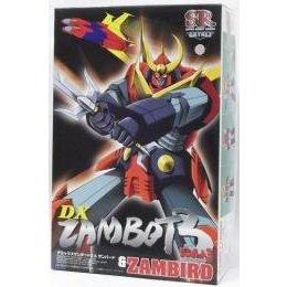 スーパーロボット No.14 DX ザンボット3&ザンバード プラモデル