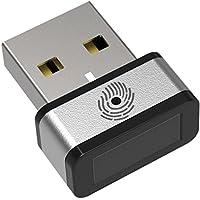 PQI Japan USB指紋認証キー My Lockey FIDO認定 Windows Hello機能対応 マイナンバー対策 1年保証 (国内正規品) DUFPSL