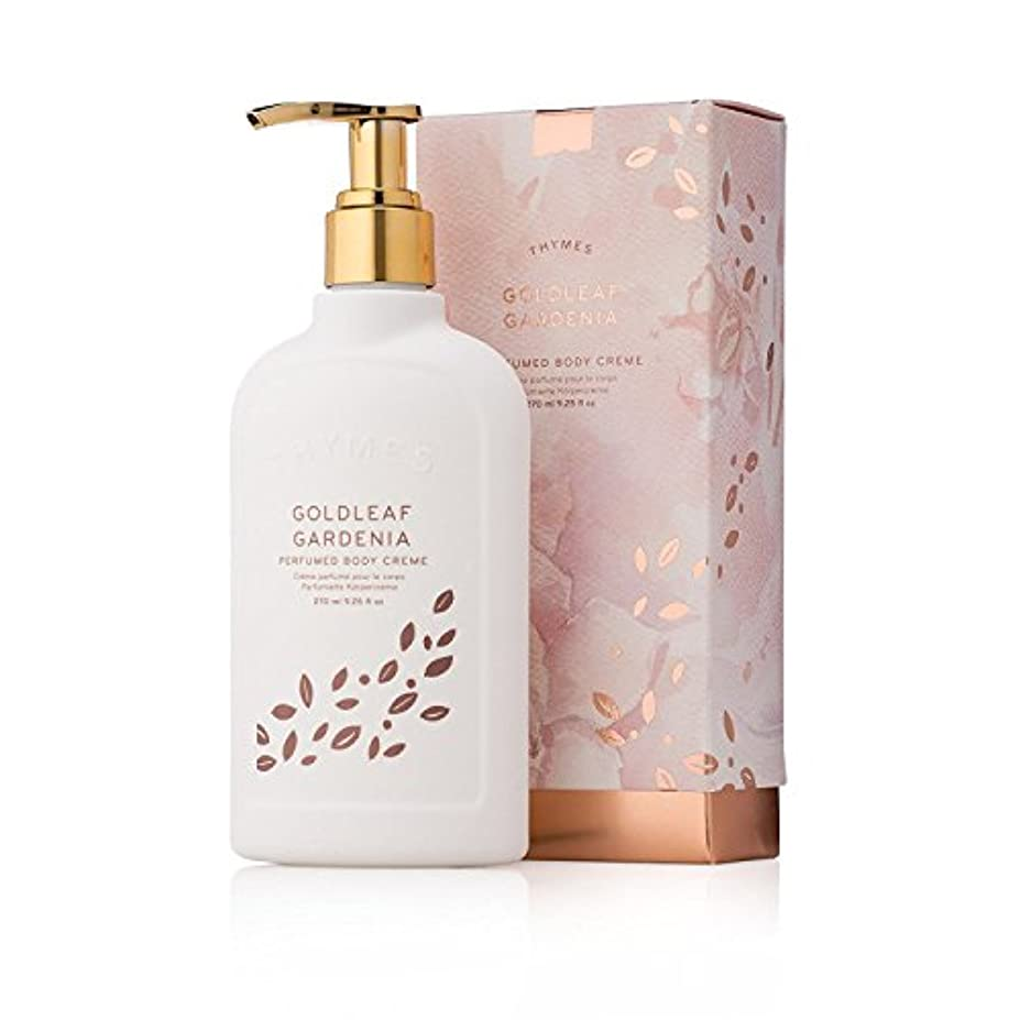手がかりウイルスまつげタイムズ Goldleaf Gardenia Perfumed Body Cream 270ml/9.25oz並行輸入品