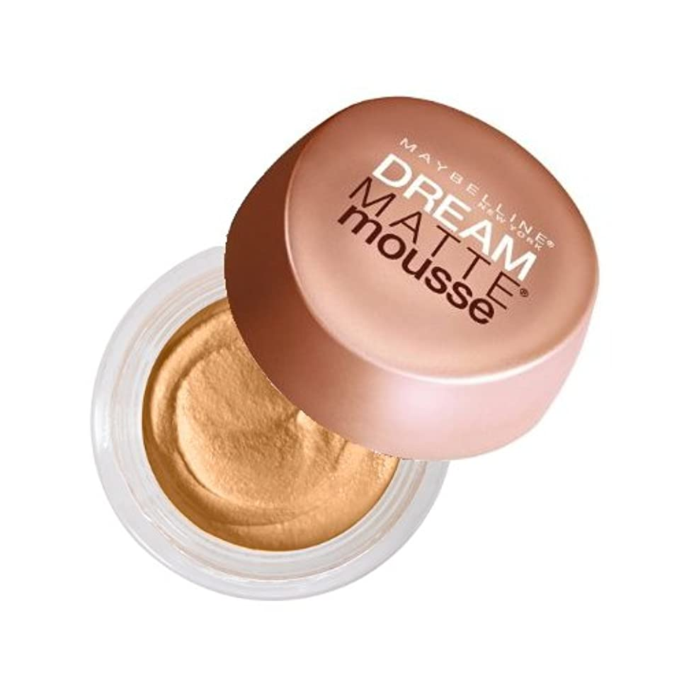 同一性時折不健全MAYBELLINE Dream Matte Mousse - Natural Beige (並行輸入品)
