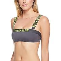 Calvin Klein KW00171 Women's Intense Power Bandeau Swimwear