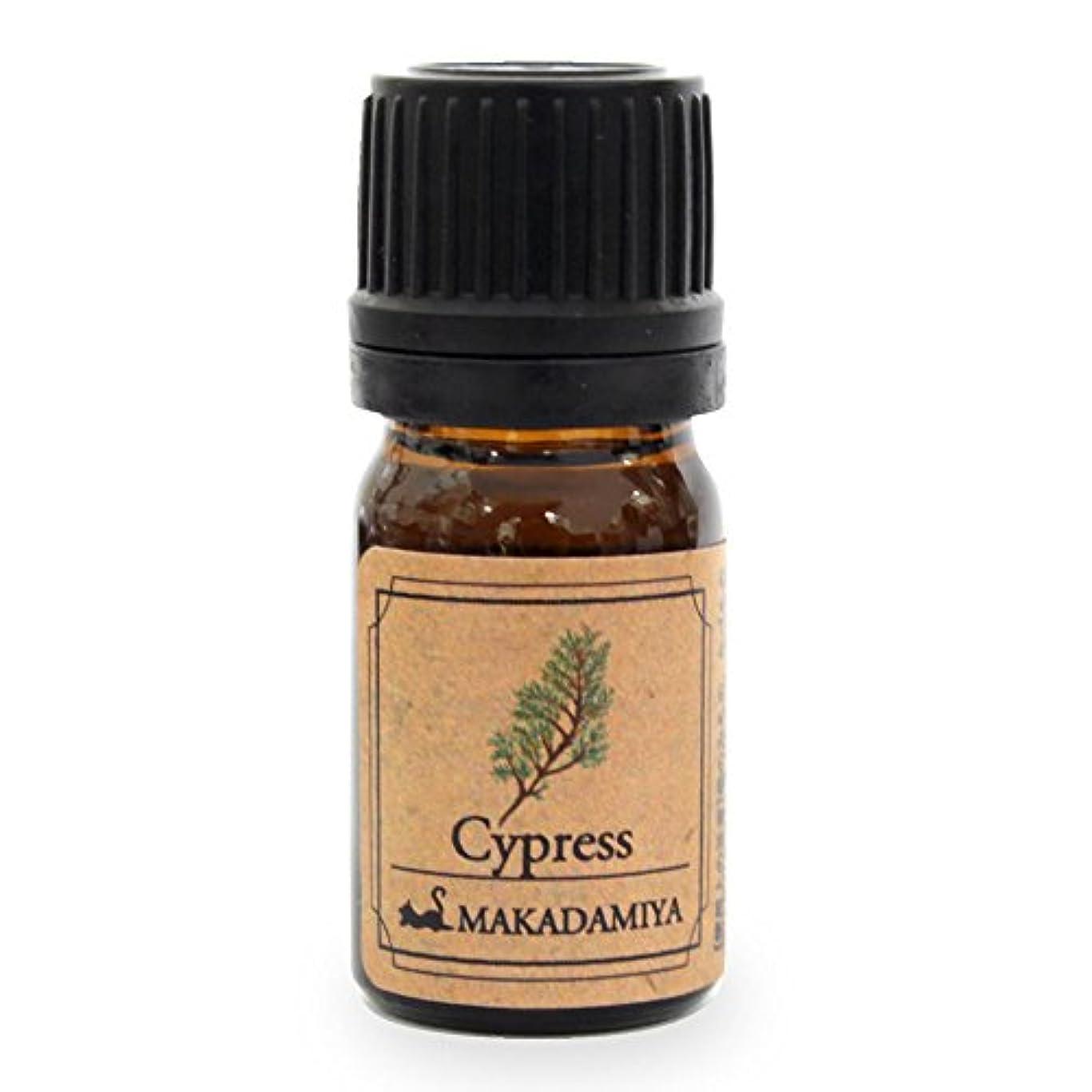慰めセールスマン最終的にサイプレス5ml 天然100%植物性 エッセンシャルオイル(精油) アロマオイル アロママッサージ aroma Cypress