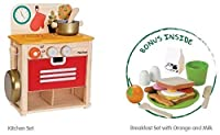 PlanToys Kitchen Set Value Pack [並行輸入品]