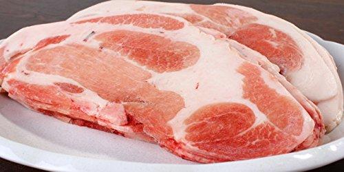 おのみちサンポーク 【冷凍】 国産 瀬戸内六穀豚  肩(ウデ)スライス300g
