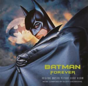 「バットマン・フォーエヴァー」インストゥルメンタル・スコア・アルバム