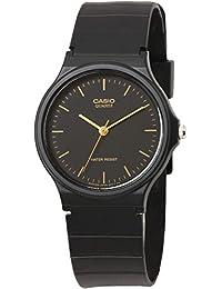 [カシオ]CASIO チプカシ 腕時計 アナログ チープカシオ ウレタンベルト ラウンド メンズ レディース MQ-24-1EL [並行輸入品]