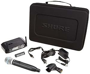 【国内正規品】SHURE GLX-D ハンドヘルド ワイヤレスシステム BETA87ハンドヘルドマイク付属 GLXD24J-B87A