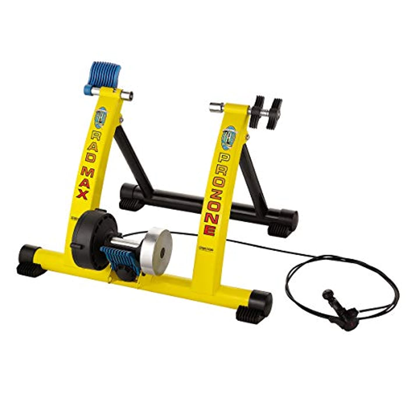 排他的スカーフ詐欺師RAD Cycle Products Rad Pro Zone Smooth Magnetic Resistance Bike Trainer by RAD Cycle Products