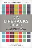 NIV, Lifehacks Bible, eBook: Practical Tools for Successful Spiritual Habits