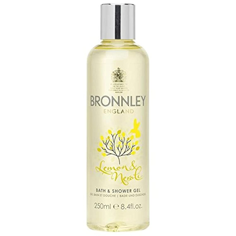 入手します利益古代Bronnley Lemon & Neroli Bath & Shower Gel 250ml (Pack of 6) - レモン&ネロリバス&シャワージェル250ミリリットル x6 [並行輸入品]