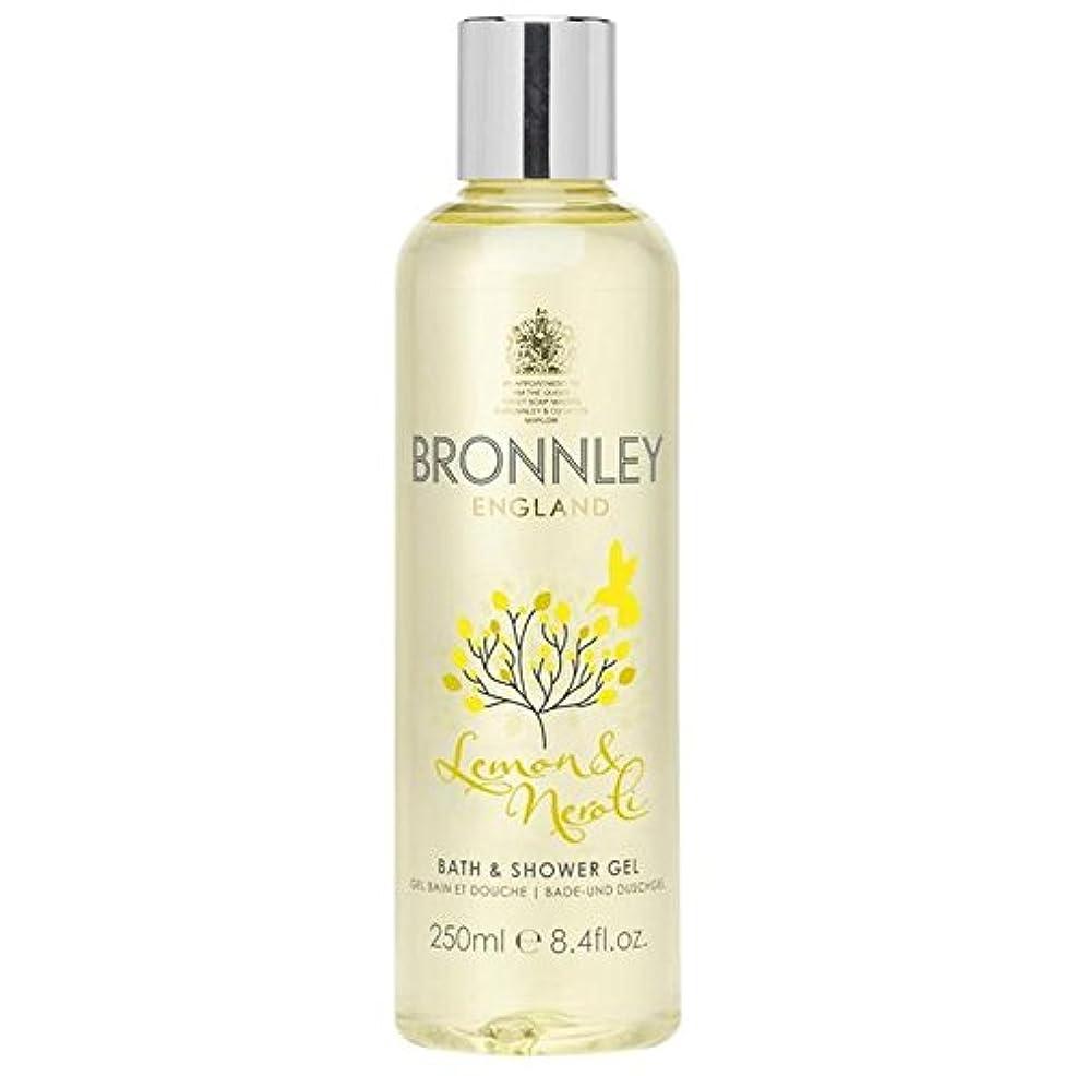 の量検索エンジンマーケティング魅了するレモン&ネロリバス&シャワージェル250ミリリットル x2 - Bronnley Lemon & Neroli Bath & Shower Gel 250ml (Pack of 2) [並行輸入品]